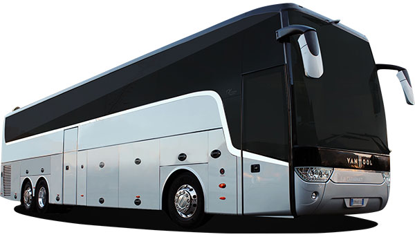 Flotta bus di Euronolo NCC Milano