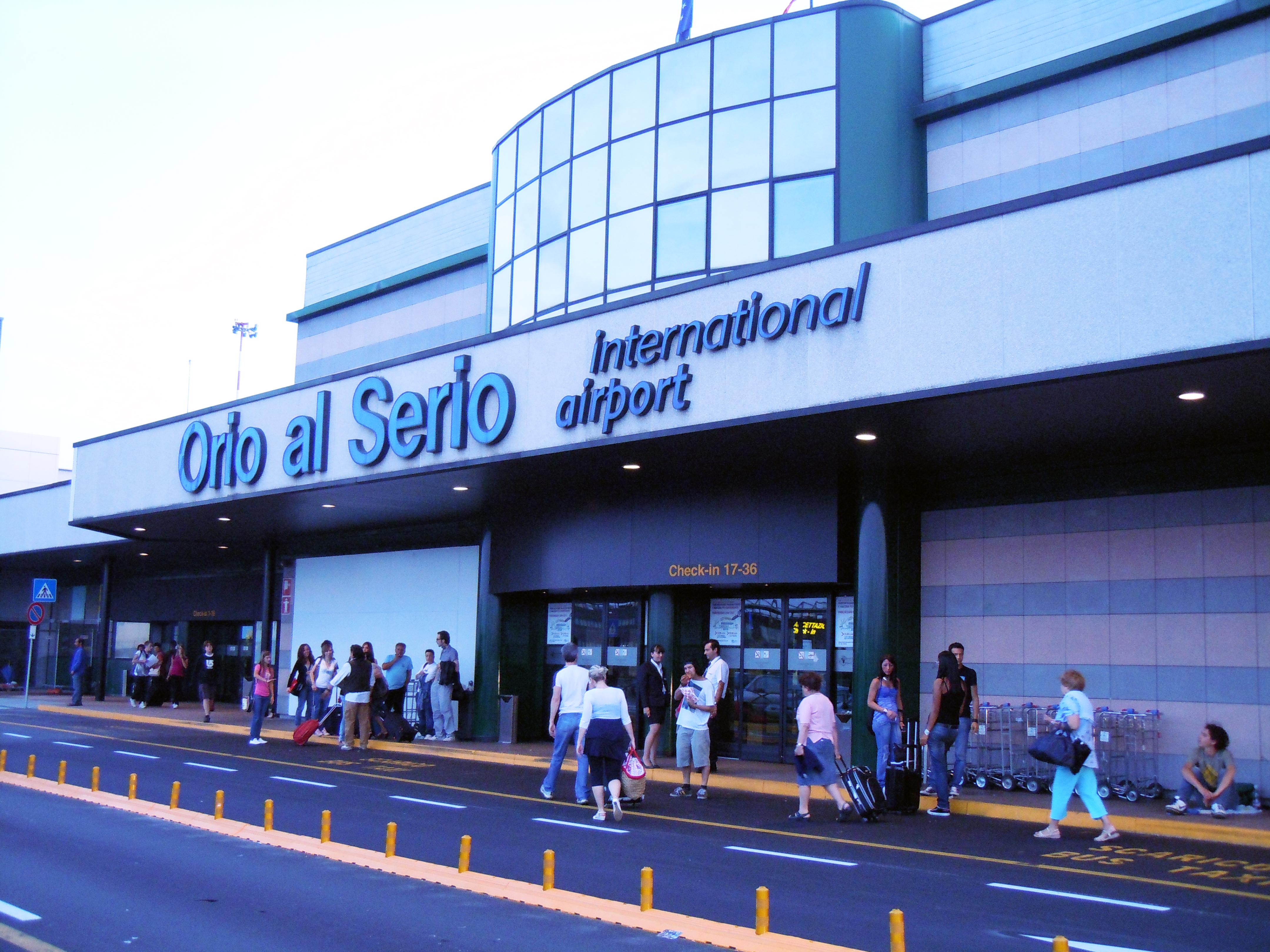 Aeroporto Orio Al Serio Bergamo : Milano orio al serio euronolo ncc